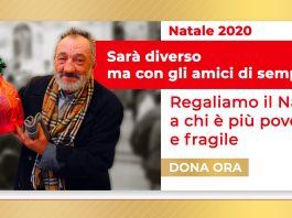 ROMA. #NATALEPERTUTTI CON LA COMUNITÀ DI SANT'EGIDIO