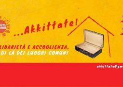 ROMA, MUNICIPIO 5. AKKITTATE! CERCA VOLONTARI