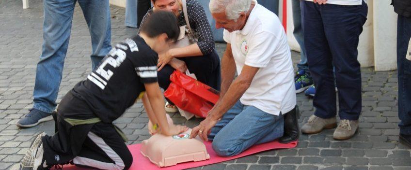 ROMA, GUIDONIA: VOLONTARIO PER TE CERCA VOLONTARI. AL VIA IL CORSO